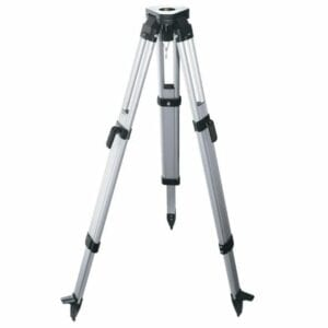 ALC20 Contractor Aluminum Quick-Clamp Tripod, Black Hardware