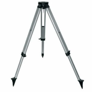 ALW20 Aluminum Wing-Screw Tripod, Black Hardware