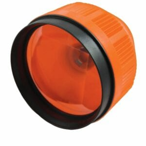 1011 62mm Copper-Coated Prism in Canister Only, Orange