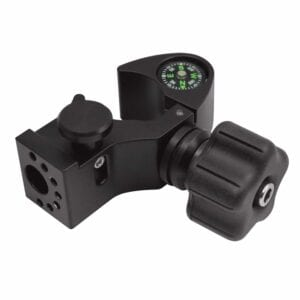 52154 Sure-Grip™ Quick-Release Pole Clamp with Compass