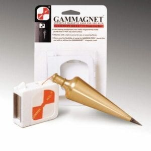 "Gammagnet, 3"" with Magnetic case"