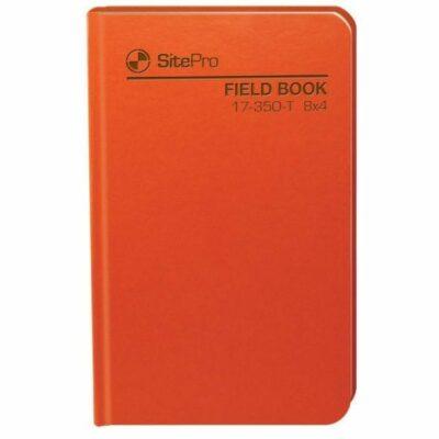 17-350 Field Book, 64-8x4
