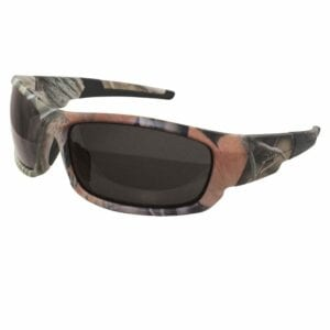 Canon Safety Glasses, Forest Camouflage with Polarized Smoke Lens