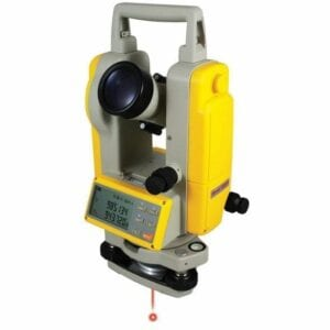 DT8-05LP 5-Sec. Digital Theodolite, with Laser Plummet