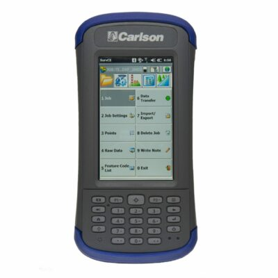 Carlson Software MINI 2 Data Collector | Advanced Geodetic Surveys, Inc.