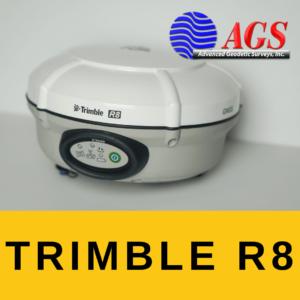 Trimble R8 | R8 Mod 3 | R8 Mod 4 | GNSS | Advanced Geodetic Surveys, Inc.